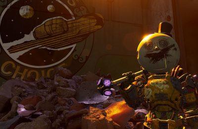 Первый трейлер DLC Peril on Gorgon для The Outer Worlds