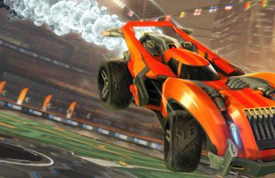 До конца лета Rocket League станет бесплатной и переедет в Epic Games Store