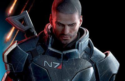 Анонсирован расширенный артбук трилогии Mass Effect