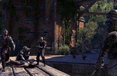 Гайд по гильдиям в The Elder Scrolls Online