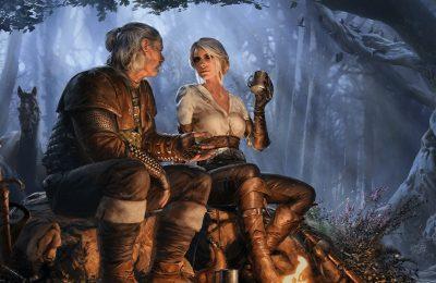 """Новый боевой пропуск для """"Гвинта"""" расскажет о приключениях Цири до событий The Witcher 3"""