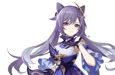 Мона, Кэ Цин и Ци Ци — новые персонажи Genshin Impact