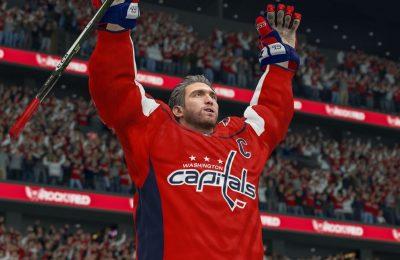 Новый геймплейный трейлер NHL 21
