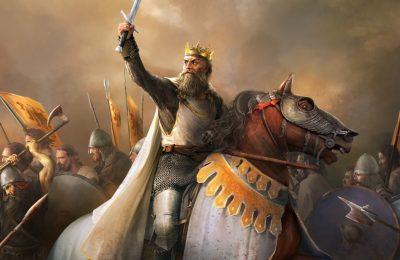 Игроку удалось съесть Папу римского в Crusader Kings 3