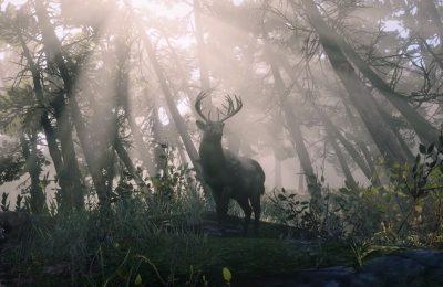 Теперь игроки Red Dead Online могут превращаться в оленей