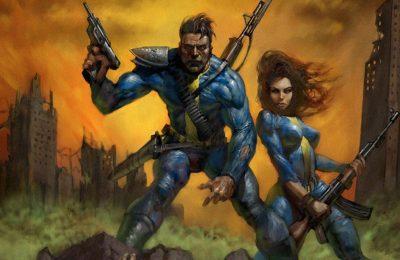 Как полная свобода разработки привела к созданию вселенной Fallout