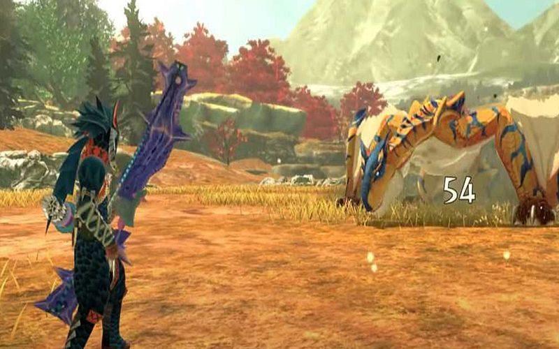 Monster Hunter Stories 2: Все локации королевских монстров