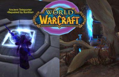 World Of Warcraft: что такое ремонтный комплект телепорта (и как его использовать)