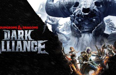 Dungeons and Dragons: Dark Alliance обзор