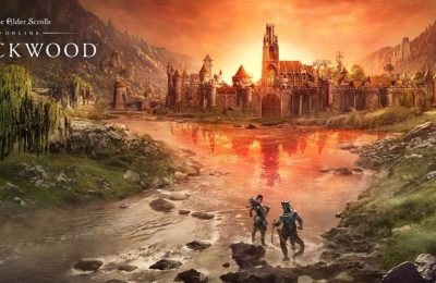 The Elder Scrolls Online: Blackwood обзор