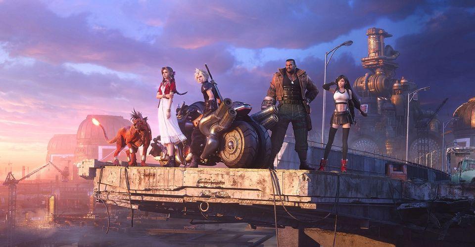 Final Fantasy 7 Remake Intergrade Обзор