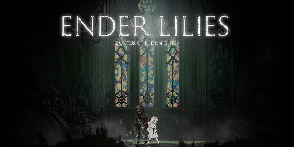 Обзор Ender Lilies: Quietus of the Knights