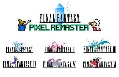 Обзор Final Fantasy Pixel Remaster