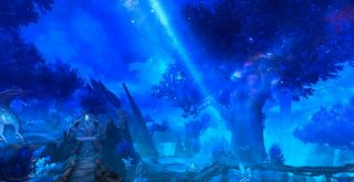 World of Warcraft: Shadowlands - Как вызвать таинственное кольцо с грибами