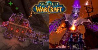 World Of Warcraft: Где найти повозку с припасами (и как ее снять)